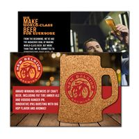 935956388-134 - Post Card with Beer Mug Cork Coaster - thumbnail