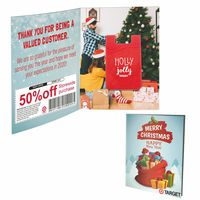946062683-134 - Greeting Card with Silicone Smart Wallet - thumbnail