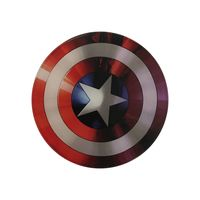 955926227-134 - 90 MIL 4/0 Solid Plastic Round Coaster - thumbnail