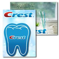 965956893-134 - Post Card with Full Color Tooth Coaster - thumbnail