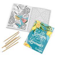 136357632-107 - KolorKit: a completely customizable coloring book set - thumbnail