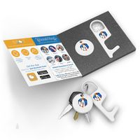 156335892-107 - Spot & TouchTool Kit : Bluetooth key finder and no touch tool - thumbnail
