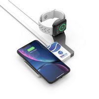 186092960-107 - PowerPad Desktop wireless charger and watch dock - thumbnail