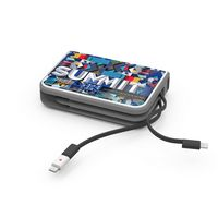 545558278-107 - PowerTrek : Power bank charger with built-in cables - thumbnail