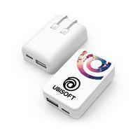994973134-107 - PowerUSB Dual USB Wall Plug - thumbnail