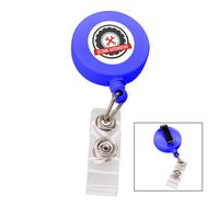 546202460-817 - the Essentials Retractable Badge Holder - Blue - thumbnail