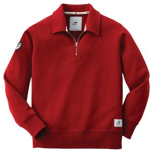 194589111-115 - U-KILLARNEY Roots73 Fleece Quarter Zip - thumbnail