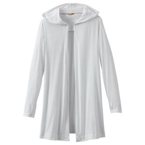 716415105-115 - W-ASHLAND Knit Hooded Cardi - thumbnail