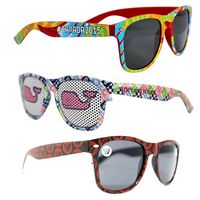 165258846-139 - Pantone Matched Full Frame Sunglasses - thumbnail