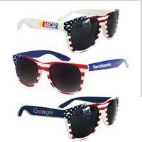 515259189-139 - American Flag Sunglasses - thumbnail
